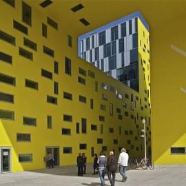 4.Saint-Etienne Metropolis headquarter architect Manuelle Gautrand ©Ruault