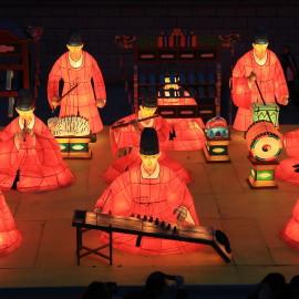Cheonggyecheon(Seoul Lantern Festival)2