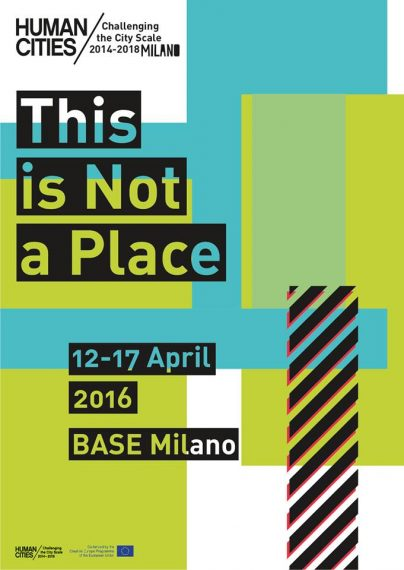 principal - this is not a place_milan HC exhibition∏Poliecnicodimilano