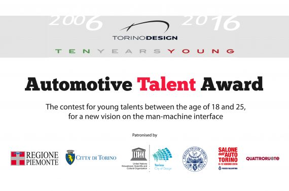 AUTOMOTIVE TALENT AWARD