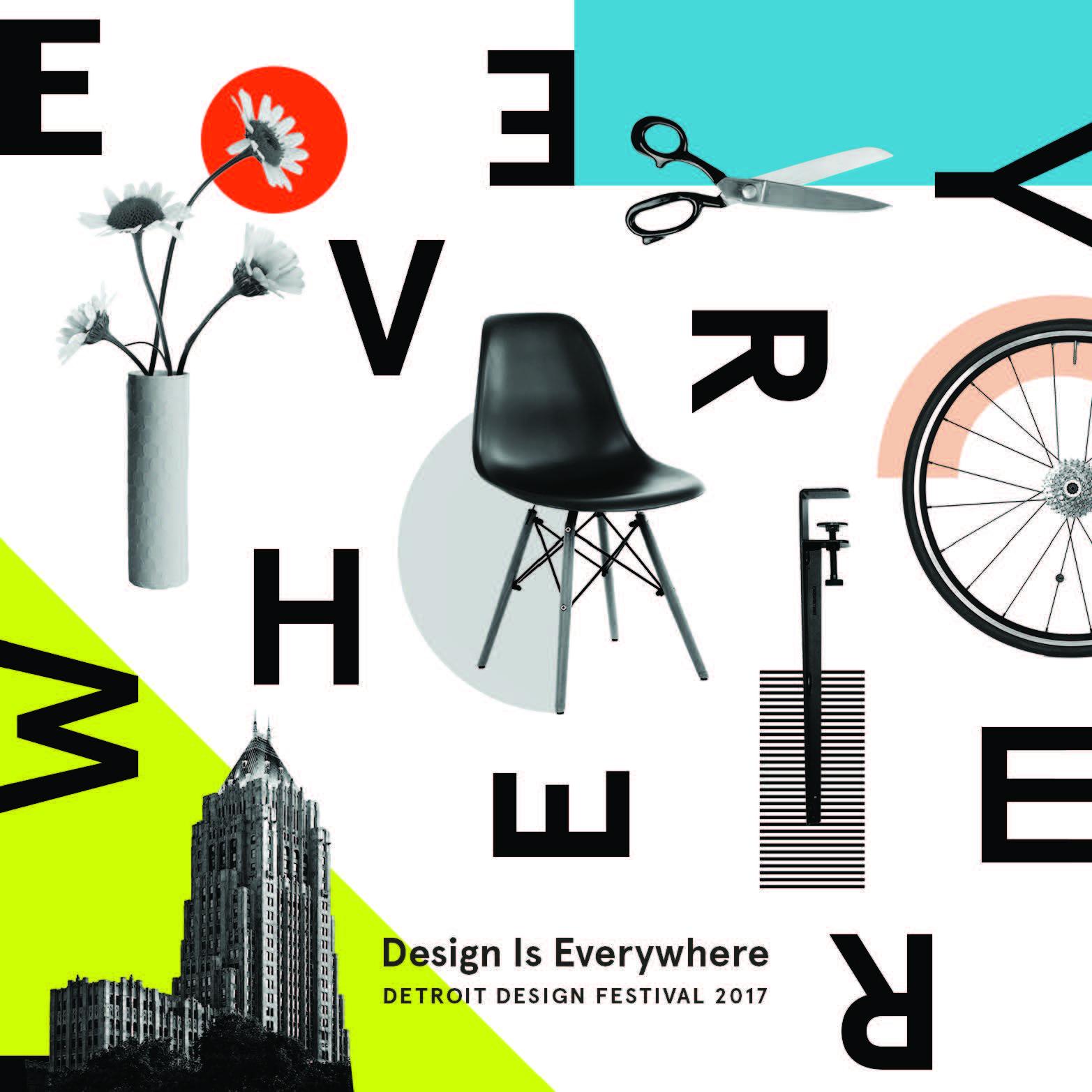 DDF 2017 Design Is Everywhere