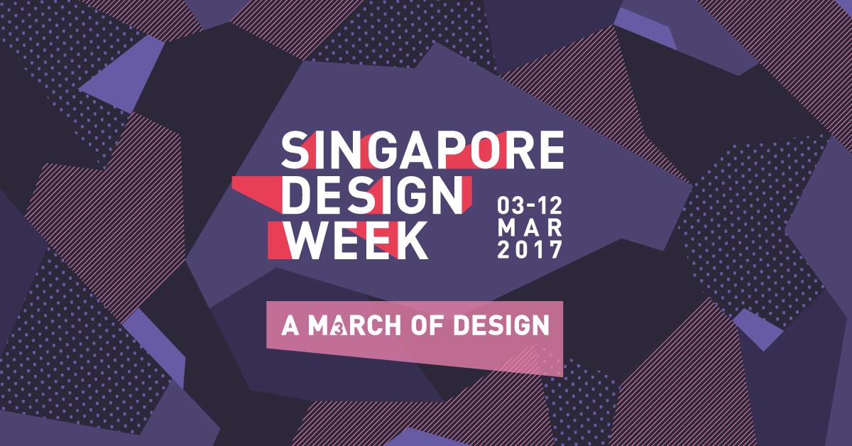 Singapore design week sdw 2017 cities of design network for Design week 2017