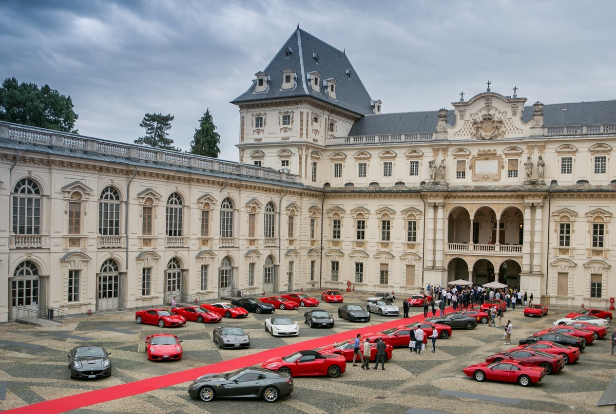 Torino Auto Show Is The First Outdoor Car Show In Europe Along The Evocative Boulevards Of The Beautiful Parco Valentino Automobile Manufacturers Exhibit
