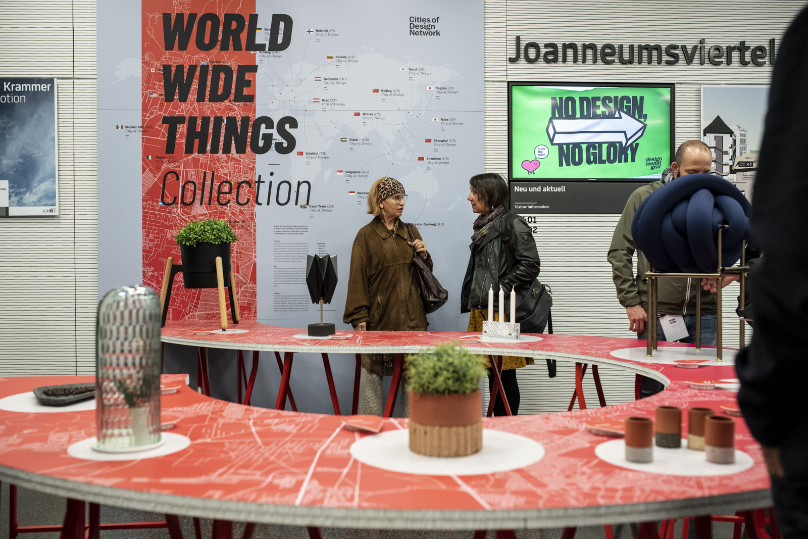 Exhibition: World Wide Things Collection - Cities of Design Network